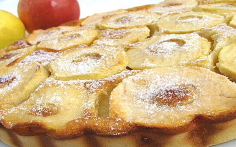 """Dessert aux pommes """"La Pommée"""""""