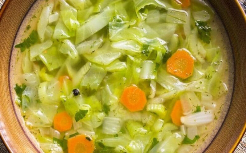Le régime de soupe aux choux pour perdre du poids