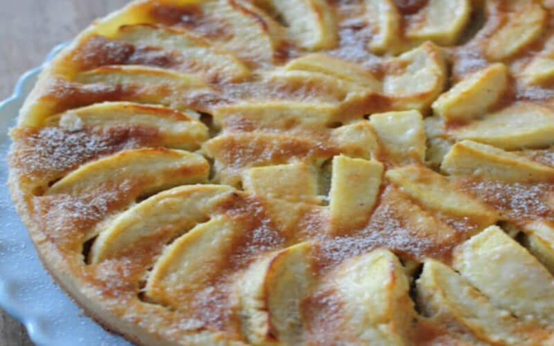 Tarte Normande aux pommes Un dessert extra gourmand
