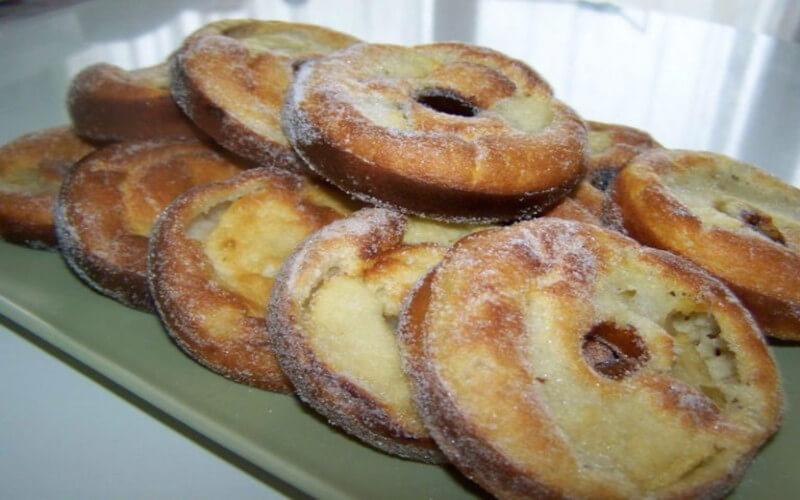 Beignets aux pommes, sans friture recette idéale