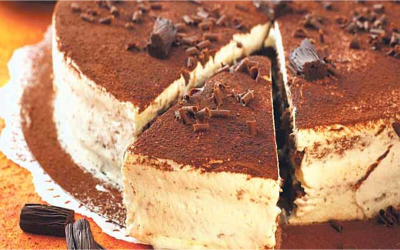 Gâteau Tiramisu ce dessert est un régal