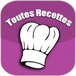 application cuisine toutes recettes