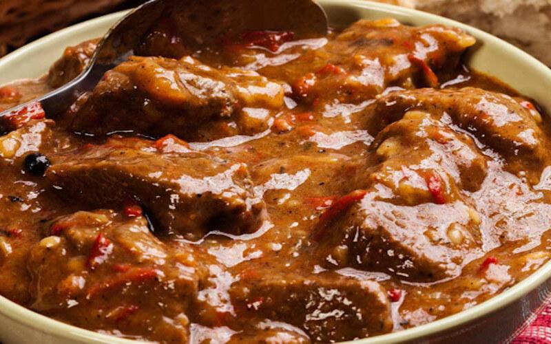 Ragoût de bœuf Plat traditionnel réconfortant