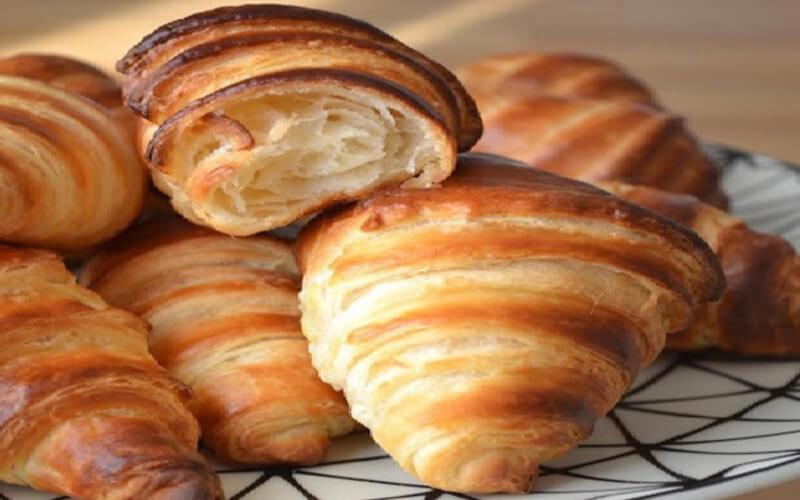 Croissants au yaourt 0% culpabilité légers et authentiques