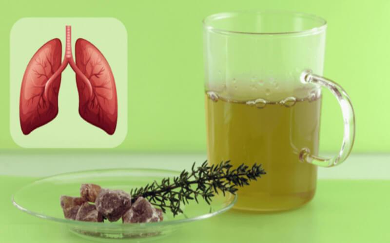 Le thym détruit les infections de la gorge, la grippe, combat les infections respiratoires