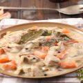 Blanquette de veau l'un des plats préférés des Français