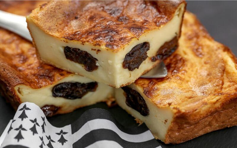 Far breton un incontournable de la cuisine bretonne