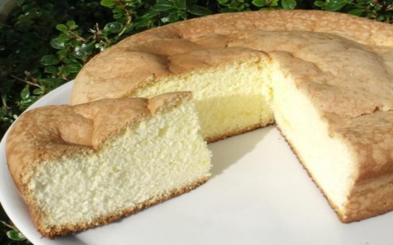 Gâteau de Savoie Très moelleux, très aérien
