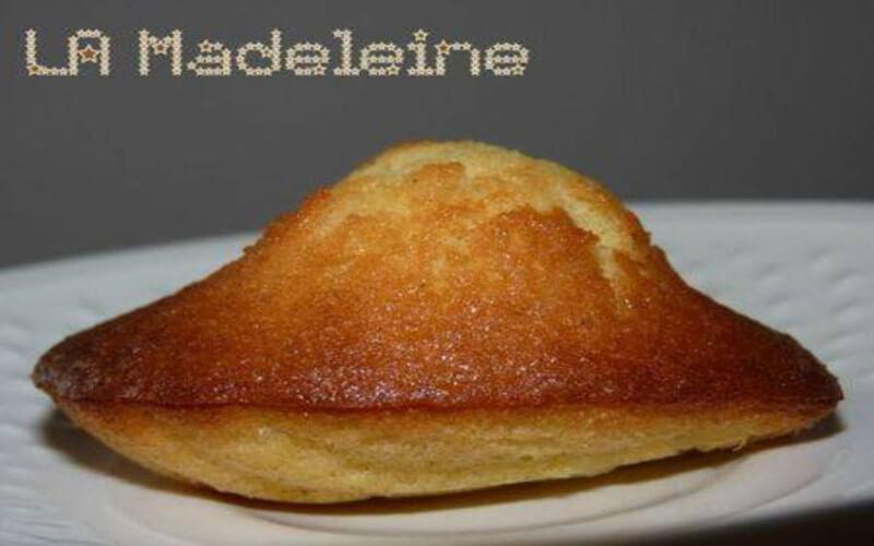 Madeleines moelleuses inratables de Claire Heitzler