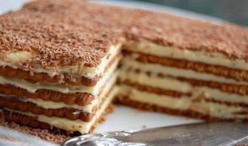 Gâteau aux petits-beurre parfum café grands-mères