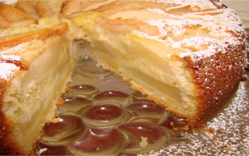Gâteau fondant aux poires recette familiale