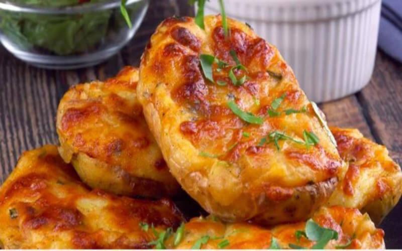 Simple et rapide à cuisiner, recette de patates farcies