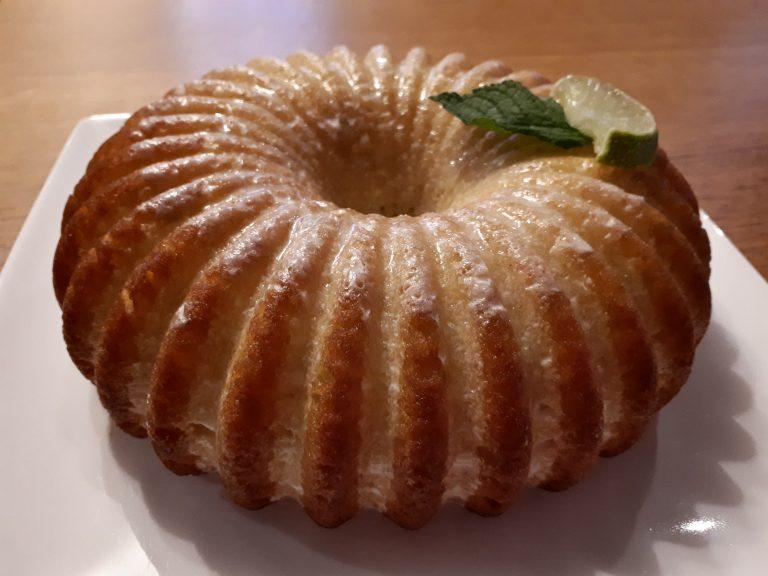 Cake au citron de Pierre Hermé Hyper facile à faire