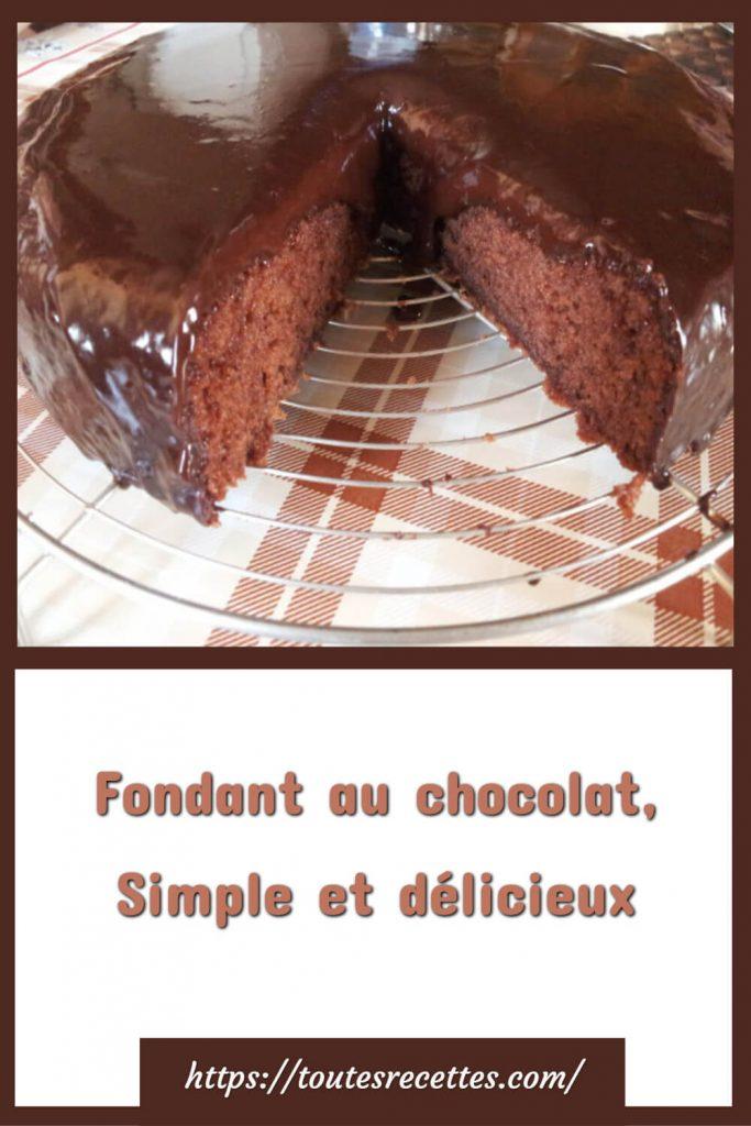 Comment réussir le chocolat fondu ?