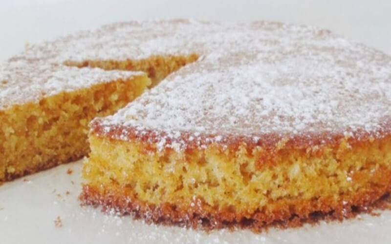 Gâteau au citron dessert italien moelleux