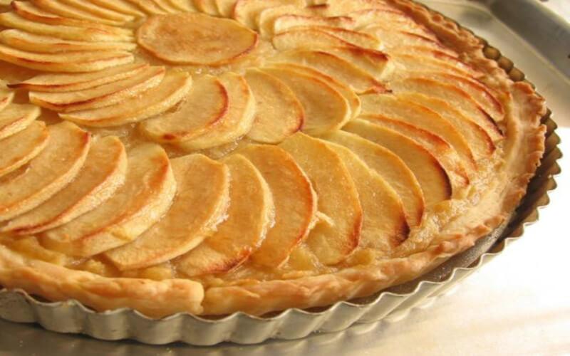 Gâteau aux pommes Léger Normand WW