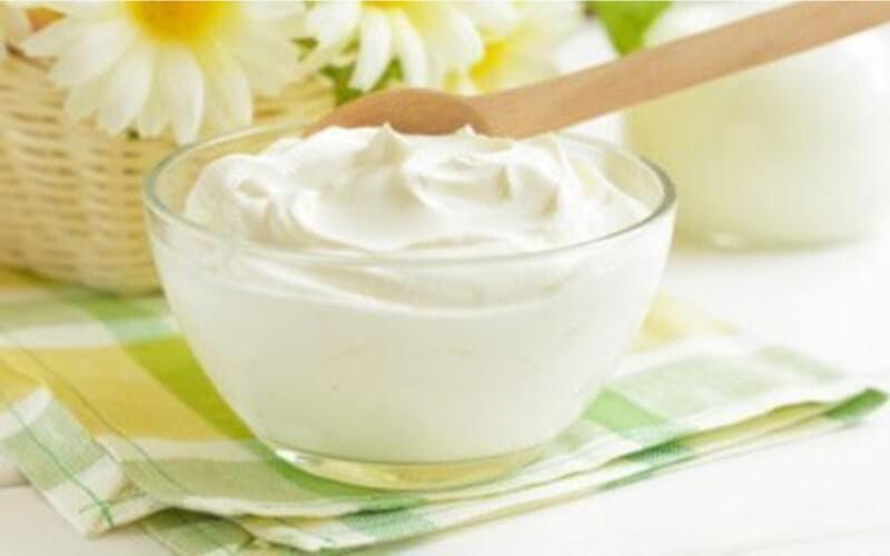 Gâteau glacé à la crème de lait