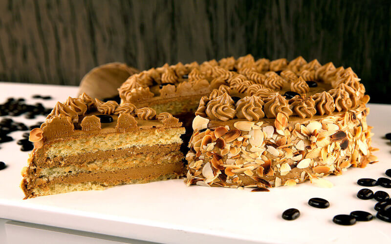 Gâteau moka un dessert incontournable