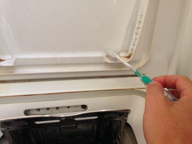 Comment Nettoyer une Machine à Laver etape4