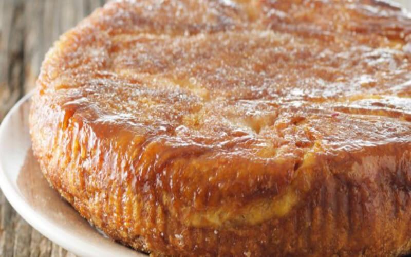 Gâteau breton Kouign Amann