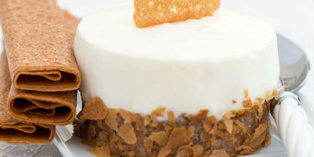 Cheesecake aux gavottes
