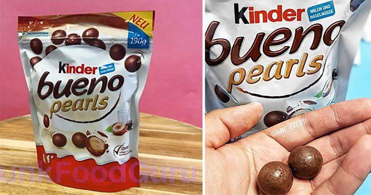 Après les glaces, Kinder Bueno surprend les fans avec une version « schoko-bons »