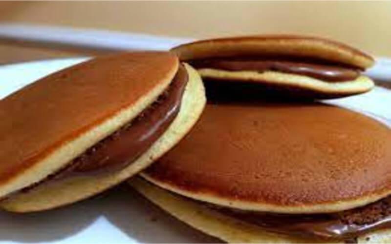 Dorayakis au Nutella, pancakes japonais incontournables
