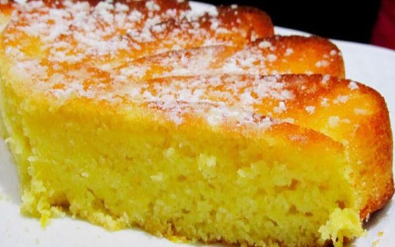 FABULEUX Gâteau au Yaourt et au Citron