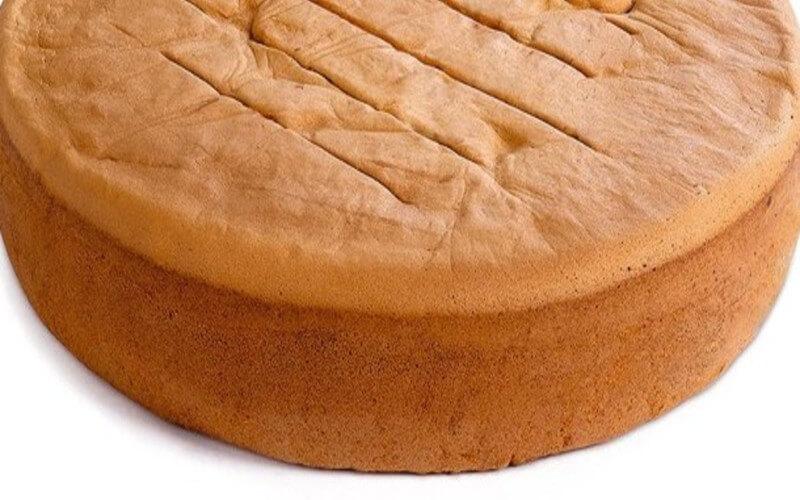 Génoise à beurre biscuit à pâte très léger et mousseux