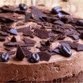 Le cheesecake au chocolat sans cuisson une valeur sûre