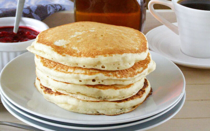 Pancakes Très Moelleux au Thermomix