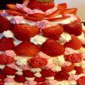 Recette Fraisier dessert original
