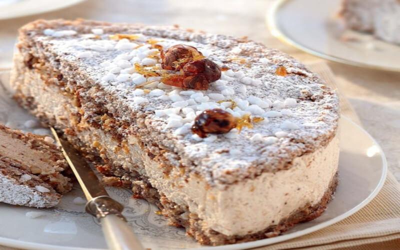 Succès aux noisettes dessert qui faire plaisir