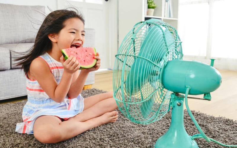 5 astuces pour se rafraîchir quand il fait très chaud