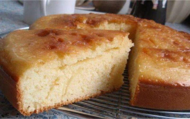 Gâteau à la crème fraîche ultra moelleux