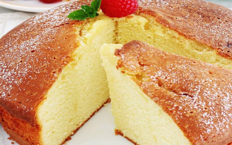 Gâteau au yaourt ultra moelleux et facile