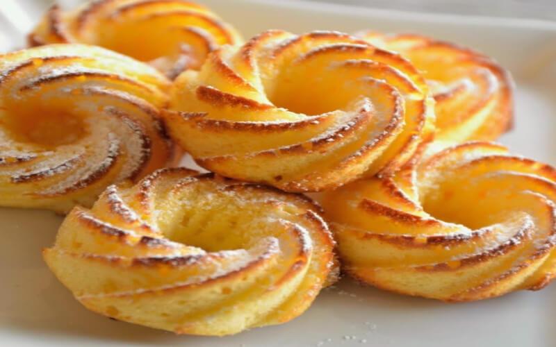 Petits moelleux au citron dessert savoureux
