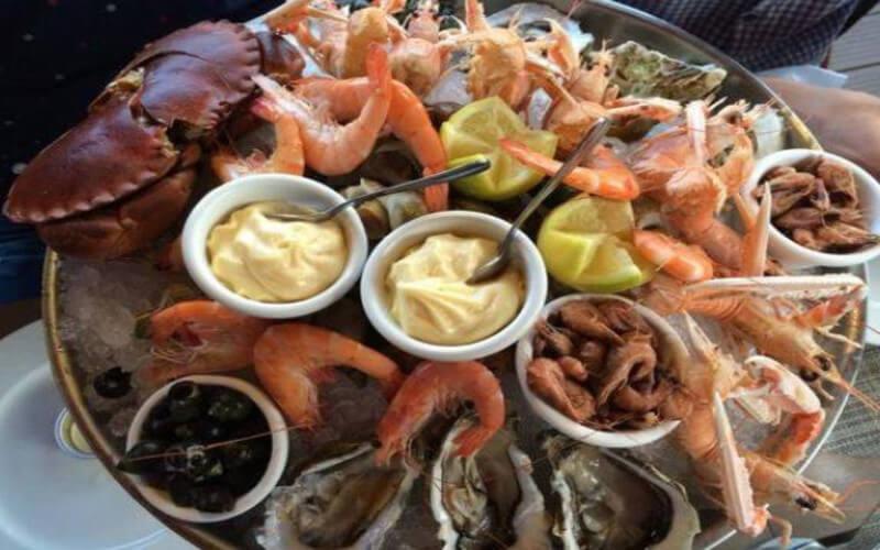 Plateau de fruits de mer idéal pour toutes occasions