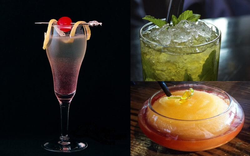 5 Idées de cocktails au champagne simple à réaliser