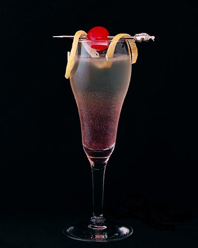5 Idées de cocktails au champagne: La soupe champenoise