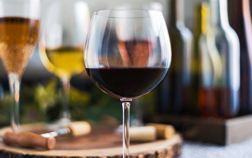 verres à vin flottants de plage de 350 ml flottant