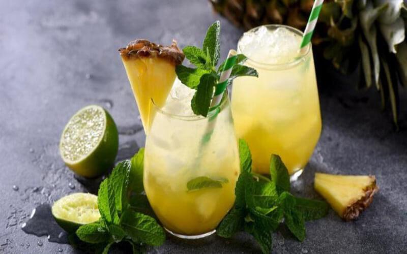 la Sangria Piña Colada, La boisson festive par excellence