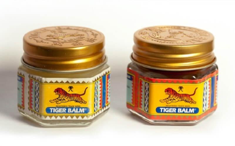 13 façons d'utilisation du baume du tigre