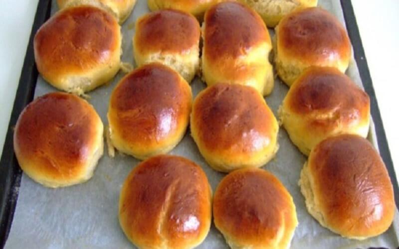 Les petits pains au lait de ma mamie