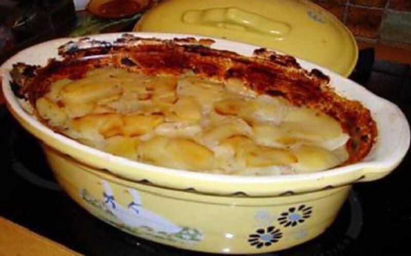 Baeckeoffe plat Traditionnel Alsacien