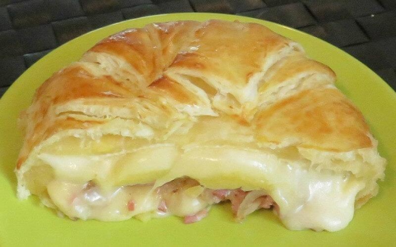 Camembert en croûte crémeux et onctueux