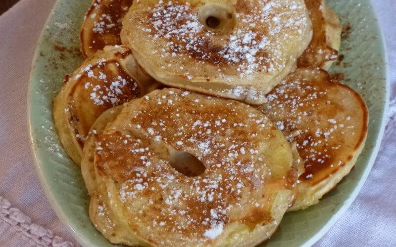 Crêpes alsaciennes (Apfelkiechle) faciles et rapides