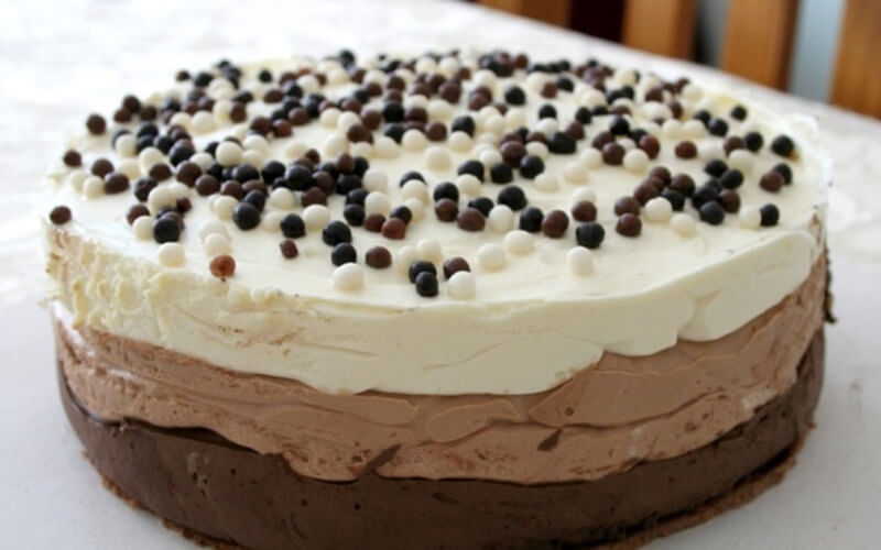 Entremet 3 Chocolats gourmand et inratable