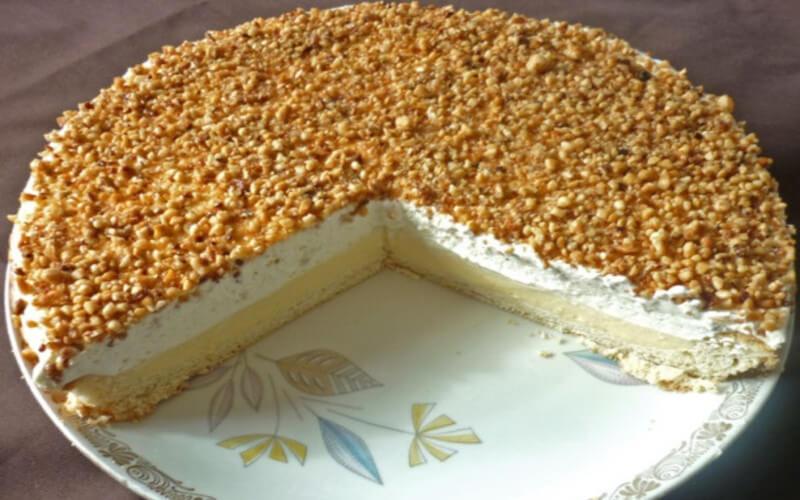 La tarte brésilienne une spécialité belge