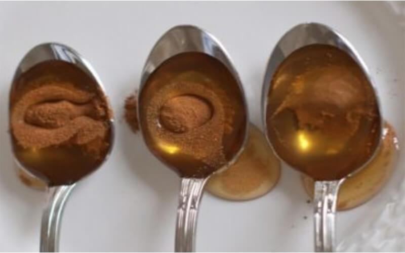 Miel cannelle Remède naturel très efficace